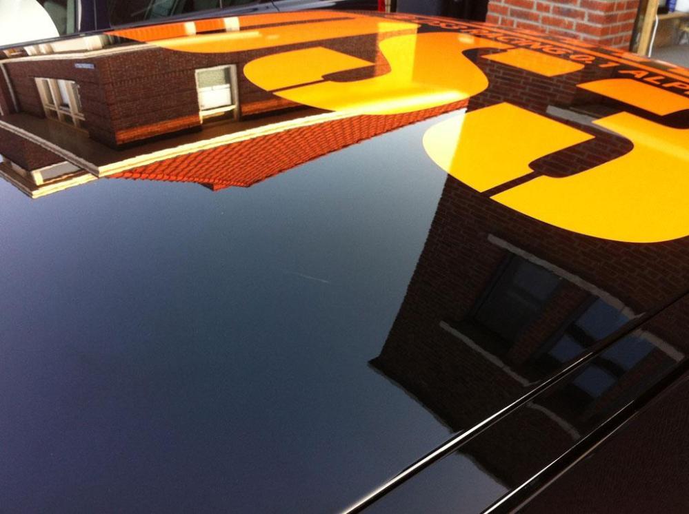 Spiegelglad resultaat - WaxOn.nl Detailing Products
