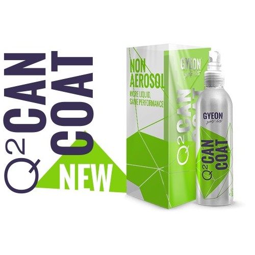 Gyeon - Q² Can Coat - Non Aeroseol - 200ml