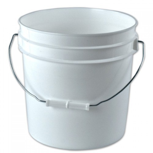 Chemical Guys - Detailing Emmer White Bucket - 19L