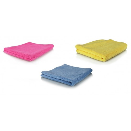Chemical Guys - Microfiber Ultra Fine - Mix Color pack
