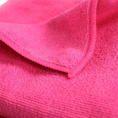 Chemical Guys - Microfiber Ultra Fine - Pink - 3 pack