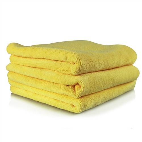 Chemical Guys - Microfiber Ultra Fine - Yellow - 3 pack