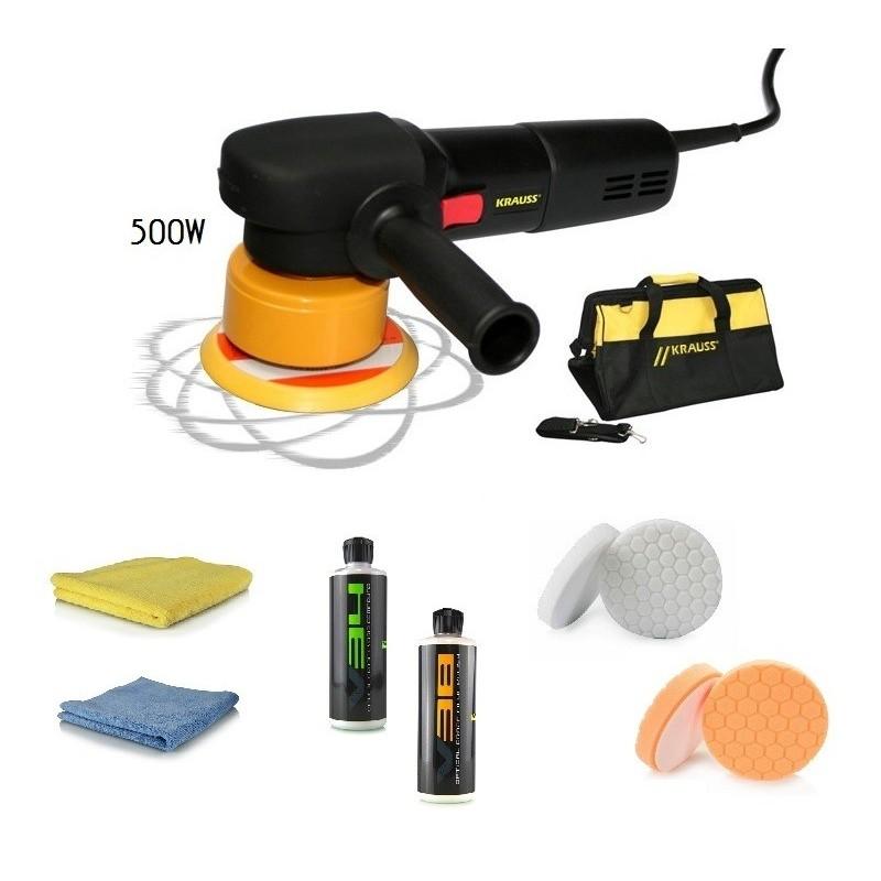 No Swirls! 500W (Krauss DB-5200) Optical Grade Basis Pakket
