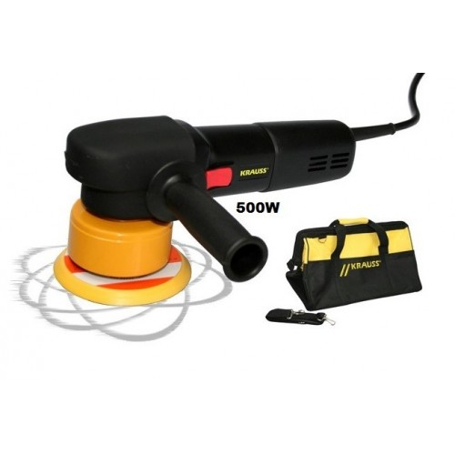 Krauss - DB-5200 Dual Action Polisher - 500w