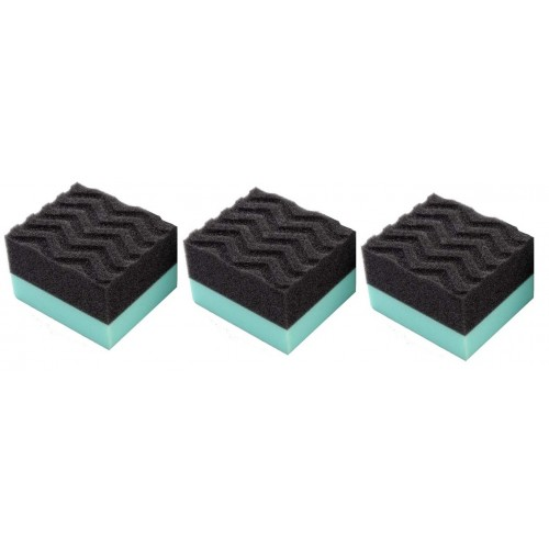Chemical Guys - Tire Applicator - 3-Pack