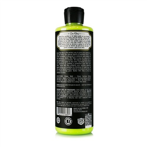 Chemical Guys - Vintage Series Butter Wet Wax - 473ml