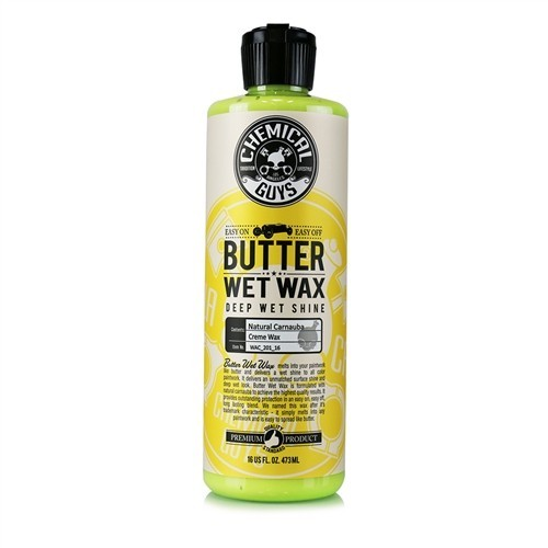 Chemical Guys - Butter Wet Wax - 473ml