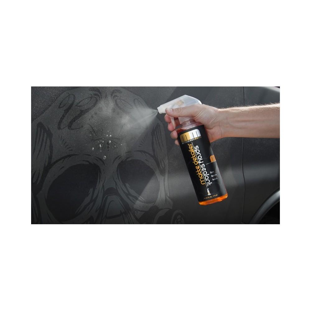chemical guys meticulous matte detailer 473ml wax on detailing products. Black Bedroom Furniture Sets. Home Design Ideas