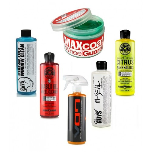 Chemical Guys - Winter Protection Pack