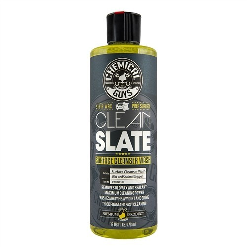 Chemical Guys - Clean Slate Surface Cleanser - krachtige auto shampoo - 473ml