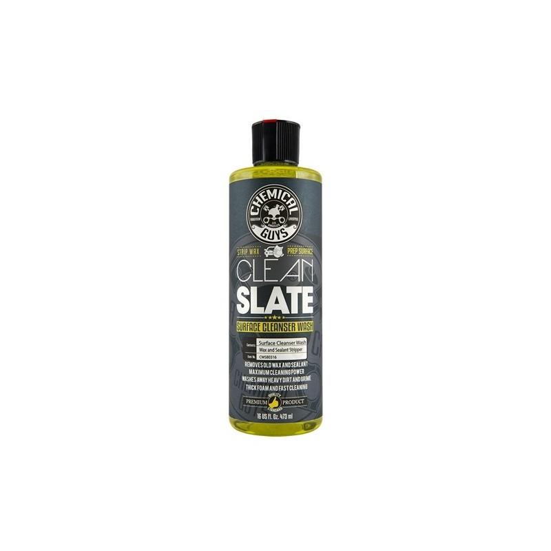 Chemical Guys - Clean Slate Surface Cleanser - krachtige auto shampoo - 473ml