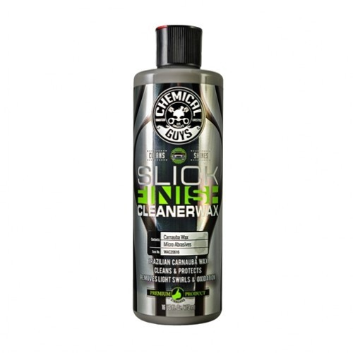 Chemical Guys - Slick Finish Cleaner Wax - 473ml