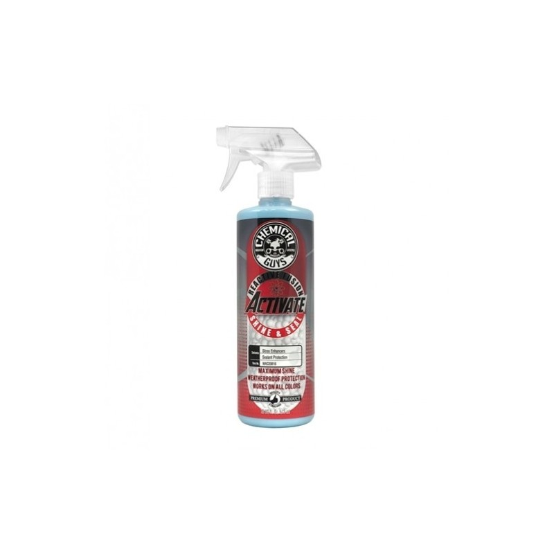 Chemical Guys - Activate Shine & Seal Spray Sealant - 473ml