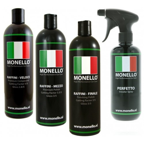 Monello - Raffini Polish V2 Kit