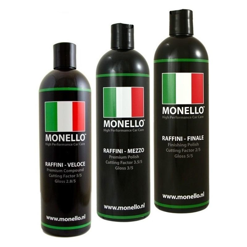 Monello - Raffini Polish Kit