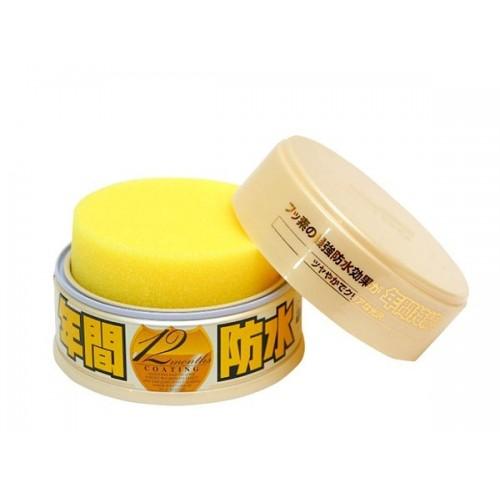 Soft99 - Fusso Coat Light - 12 maanden wax voor lichte lakken