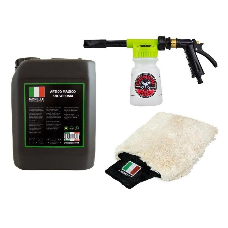 Monello & Chemical Guys - Large Foam Blaster Pack