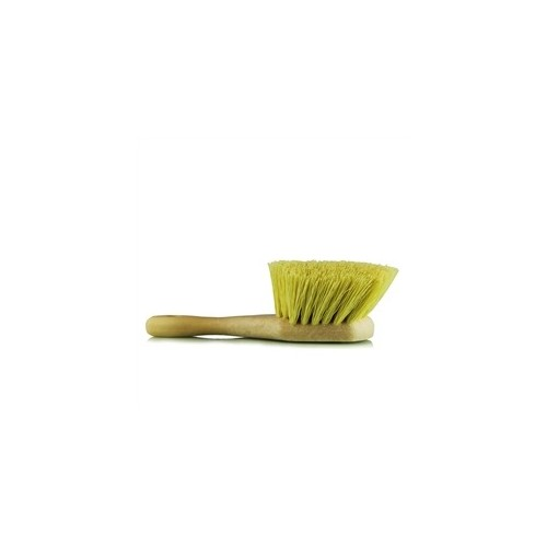 Chemical Guys - Chemical Resistant Stiffy Brush, Yellow