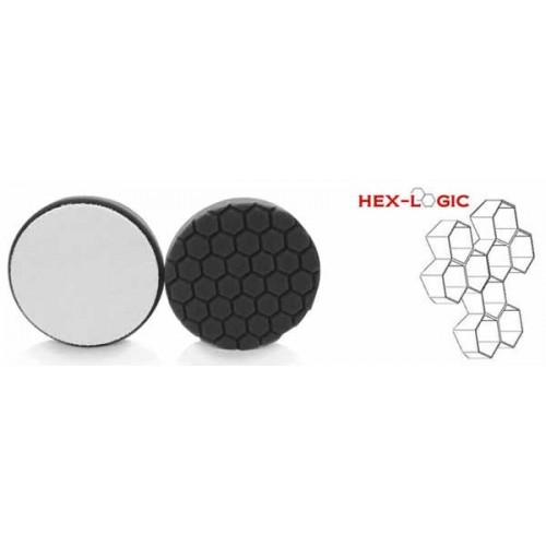Chemical Guys - Hex Logic 4 Inch - Black