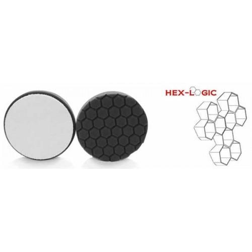 Chemical Guys - Hex Logic 4 Inch - Black