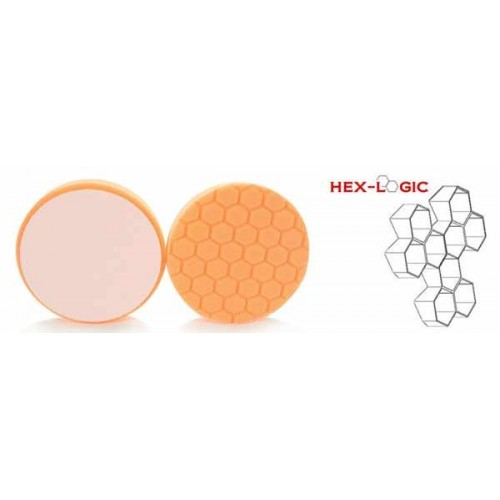 Chemical Guys - Hex Logic 5,5 Inch - Orange
