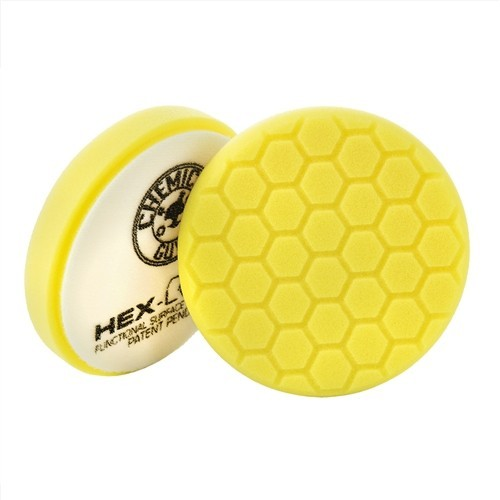 Chemical Guys - Hex Logic 5,5 Inch - Yellow