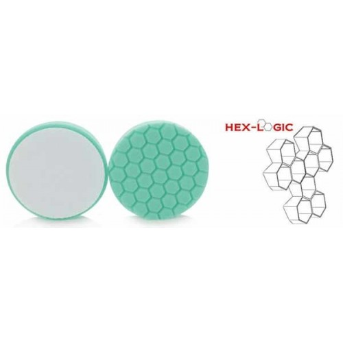 Chemical Guys - Hex Logic 4 Inch - Green