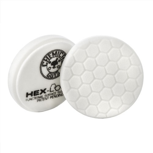 Chemical Guys - Hex Logic 4 Inch - White