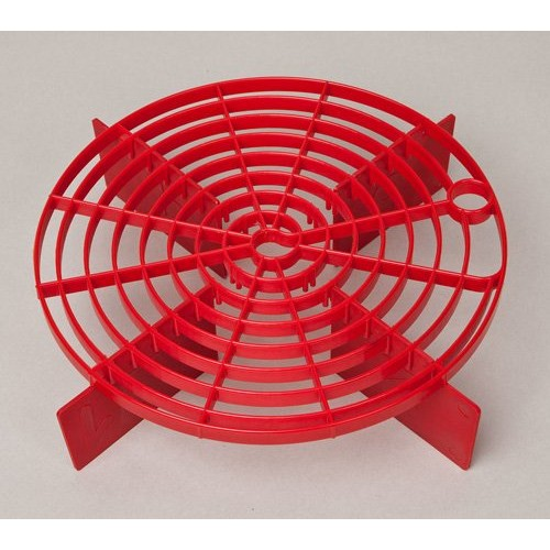 Scratch Shield Bucket Filter - Red