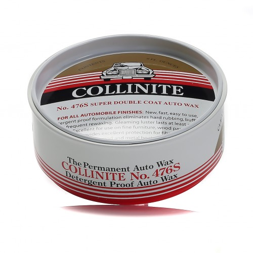 Collinite - Super DoubleCoat Wax No. 476S - 255g