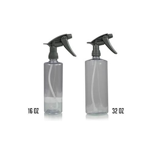 Chemical Guys - Clear PVC Work Bottle - 473ml