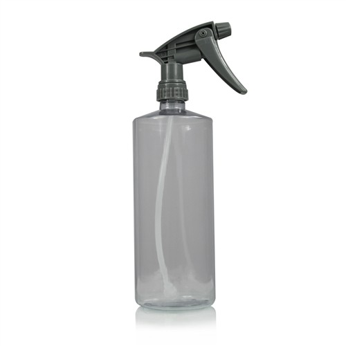 Chemical Guys - Clear PVC Work Bottle transparante fles - 946ml