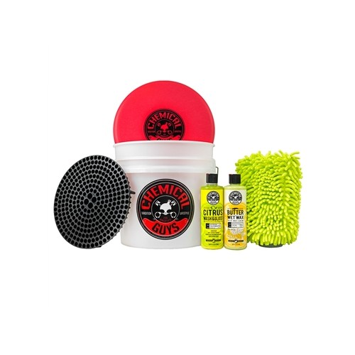 Chemical Guys - Wash & Wax Detailing Bucket Kit