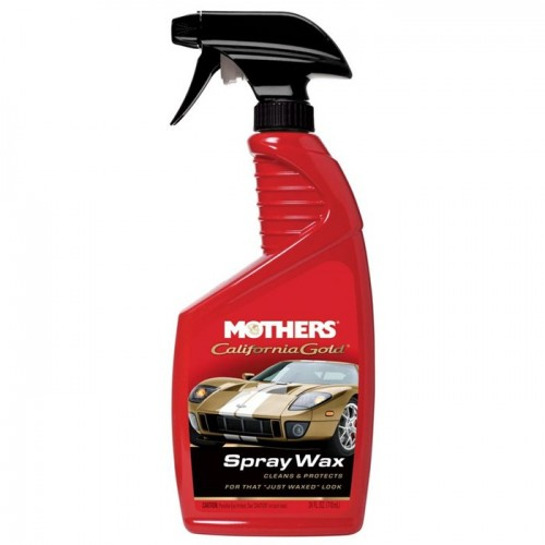 Mothers Wax - California Gold Spray Wax - 710ml