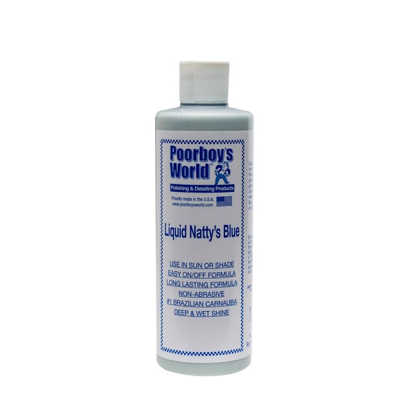 Poorboys World - Natty's Liquid Blue - 473ml