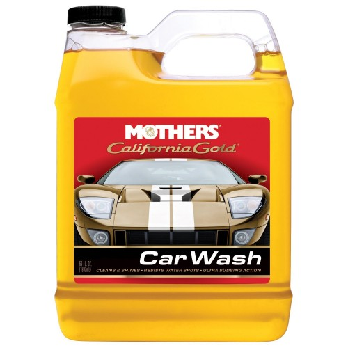 Mothers Wax California Gold Car Wash Shampoo 1892ml