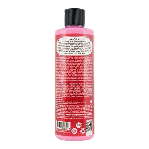 Chemical Guys - Cherry Wet Wax - 473ml