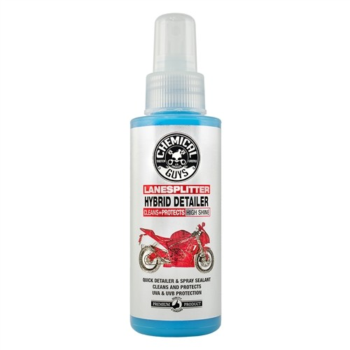 Chemical Guys - Lane Splitter Hybrid Detailer High Shine Cleaner and Protectant for Motorcycles - 118ml