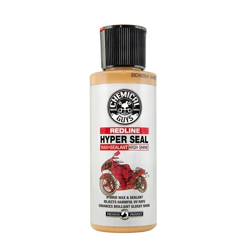 Chemical Guys - Redline Hyper Seal High Shine Wax and Sealant for Motorcycles - 118ml