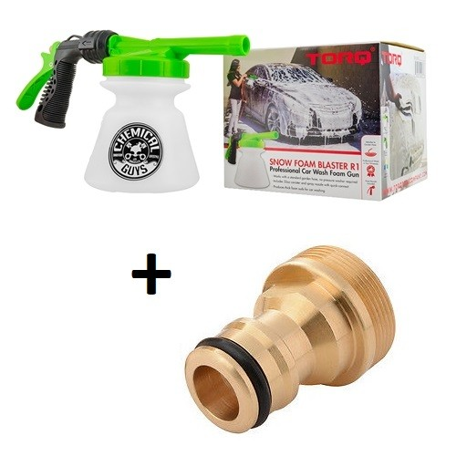 Chemical Guys - Mr. Pink & Torq R1 Foam Blaster Schuimpistool incl. adapter