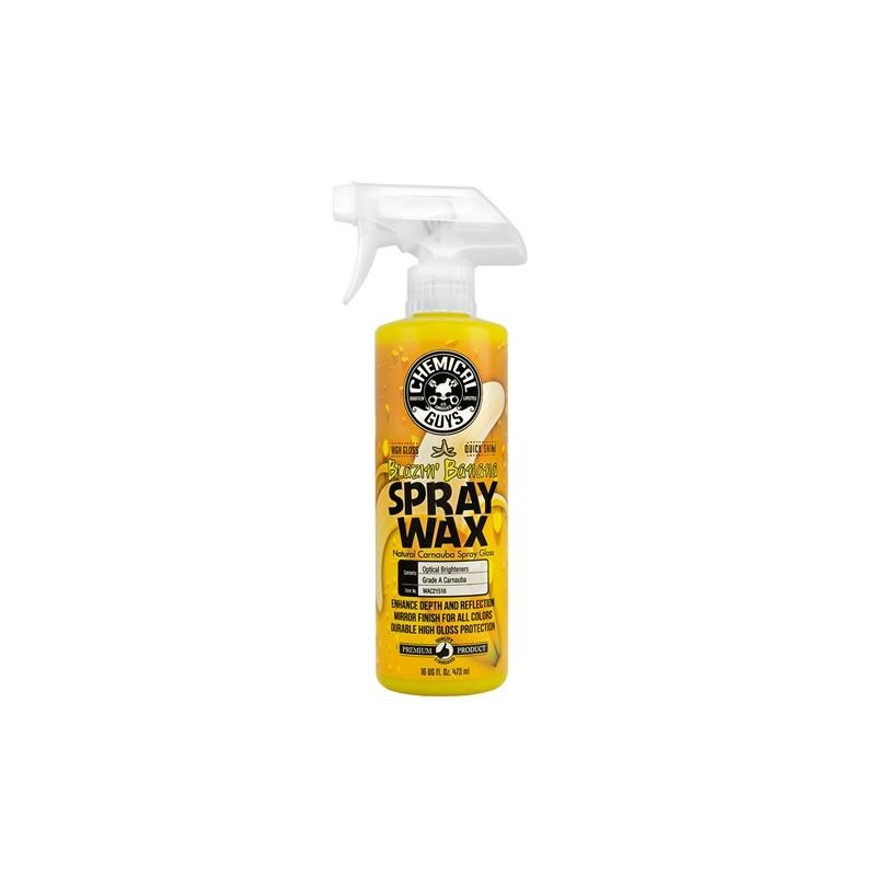 Chemical Guys - Blazin' Banana Spray Wax Natural Carnauba Spray Gloss - 473ml