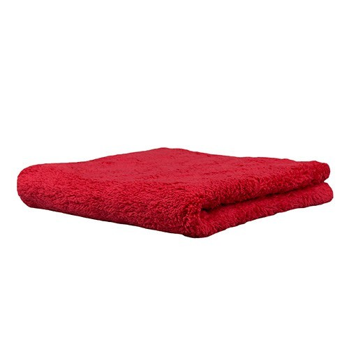 Chemical Guys - Happy Ending Edgeless Microfiber Towel Rood