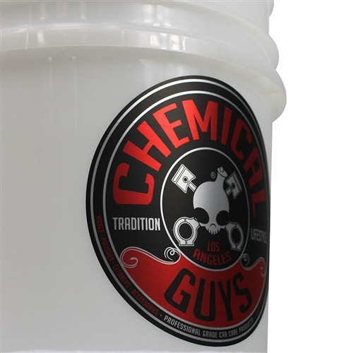 Chemical Guys - Bucket Sticker