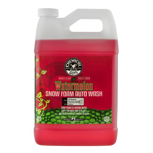 Chemical Guys - Watermelon Snow Foam Schuim Shampoo Gallon - 3785ml