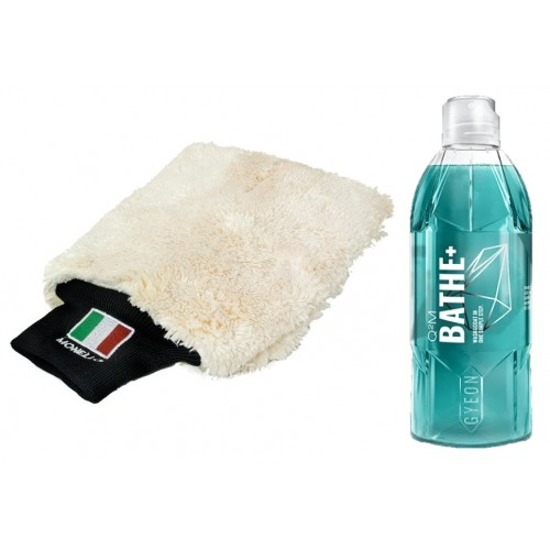 Monello Thick Mitt Gyeon Q²M Bathe+ 400ml pack