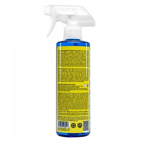 Chemical Guys - Hydrocharge High-Glos Hydrophobic SiO2 Ceramic Spray Coating - 473ml