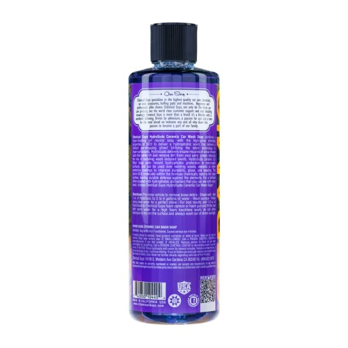 Chemical Guys - HydroSuds SiO2 Ceramic Auto Wash Shampoo - 473ml