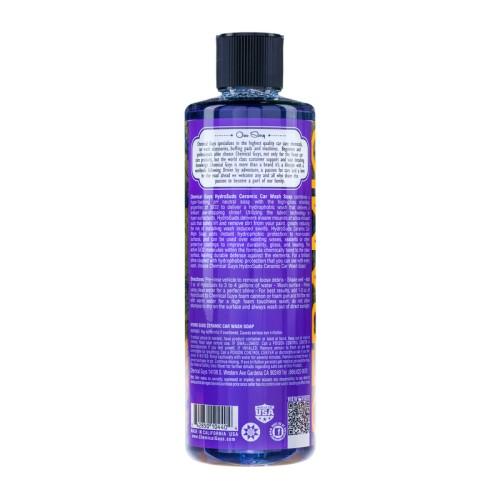 Chemical Guys - HydroSuds SiO2 Ceramic Auto Wash Shampoo - 473ml
