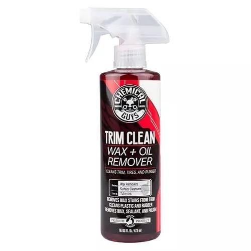 Chemical Guys - Trim Clean Wax en Olie Verwijderaar Kunststof - 473ml