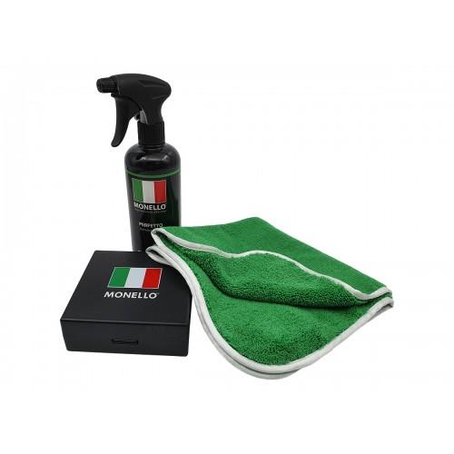 Monello - Dolce Verde Klei Set + 100 gram extra